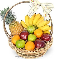 FRUIT LOVERS - Fruit Basket & Healthy Hampers - in Sri Lanka