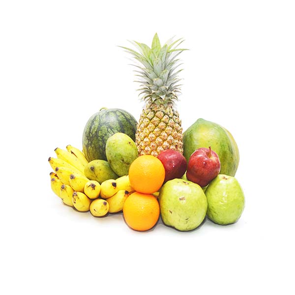 HEALTH & HAPPINESS FRUITS & FLOWERS COMBO - Vegetables & Fruits - in Sri Lanka
