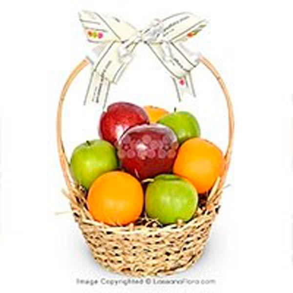 Mini Fruit Basket - Fruit Basket & Healthy Hampers - in Sri Lanka