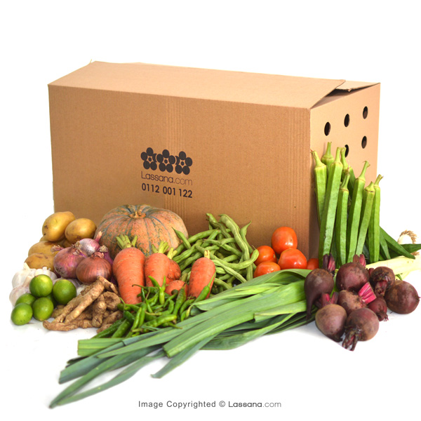 FARM FRESH HAMPER - Vegetables & Fruits - in Sri Lanka