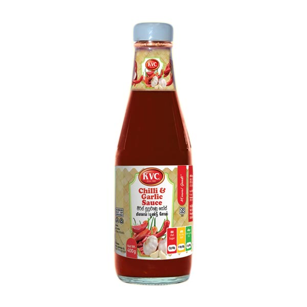 KVC SAUCE - CHILLI 400G - Grocery - in Sri Lanka