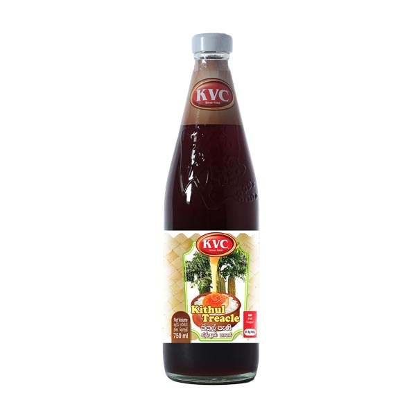 KVC TREACLE & SYRUP - KITHUL 750ML - Grocery - in Sri Lanka