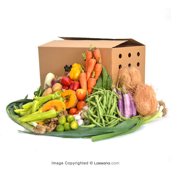 VEGGIE DELIGHT PACK - Vegetables & Fruits - in Sri Lanka