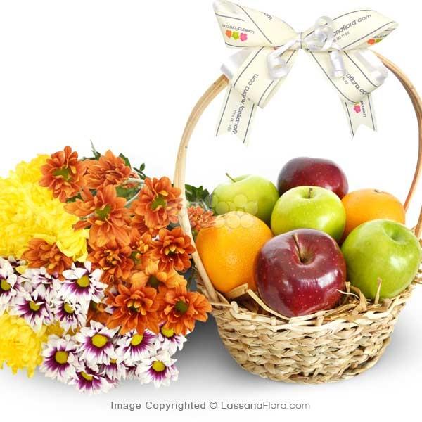 Simply Caring - Fruit Basket - in Sri Lanka