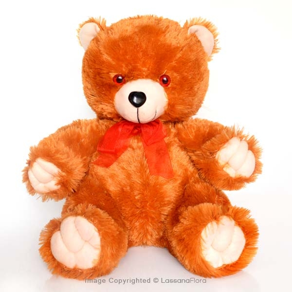 BROWN BEAR (L) 24 - Soft Toys - in Sri Lanka