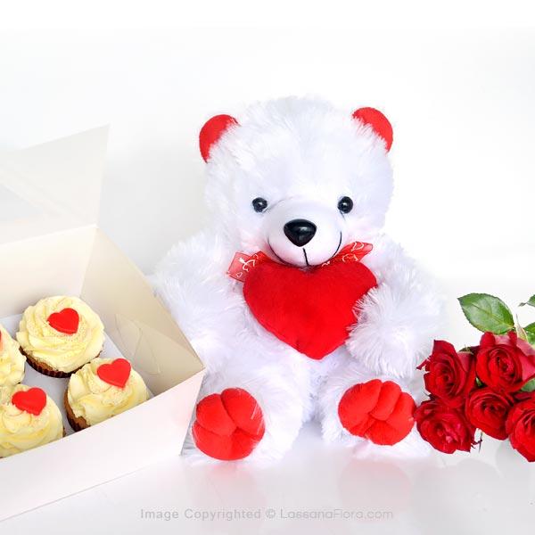 TEDDY LOVE - Assorted Gift Packs - in Sri Lanka