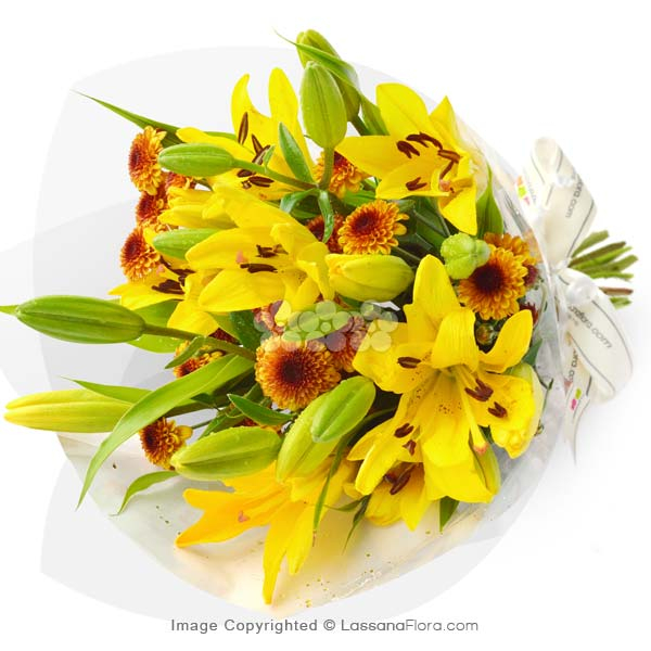 SUNSPLASH - Lovely Lilies - in Sri Lanka