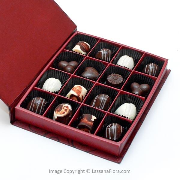 GALADARI CHOCOLATE BOX (L)-16 PCS - Gift Packs - in Sri Lanka