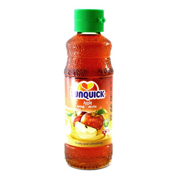 SUNQUICK APPLE 330ML - Beverages - in Sri Lanka