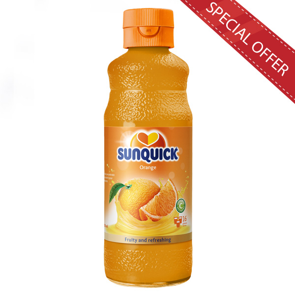 SUNQUICK ORANGE 330ML - Beverages - in Sri Lanka
