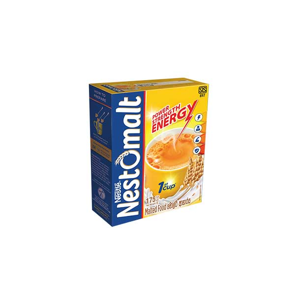 Nestle Nestomalt Bag in Box - 175g - Beverages - in Sri Lanka