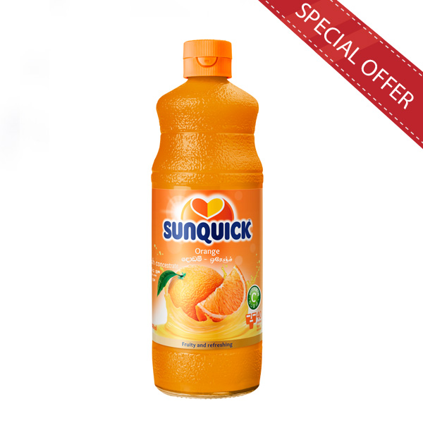 SUNQUICK ORANGE 840ML - Beverages - in Sri Lanka