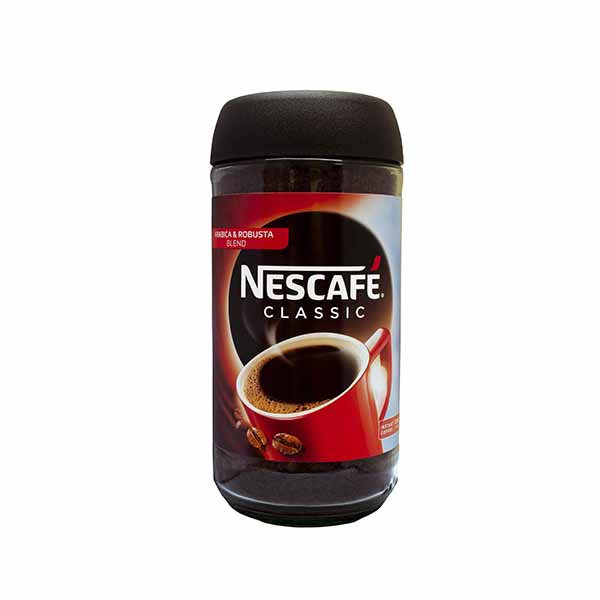 NESCAFE CLASSIC JAR 200G - Beverages - in Sri Lanka