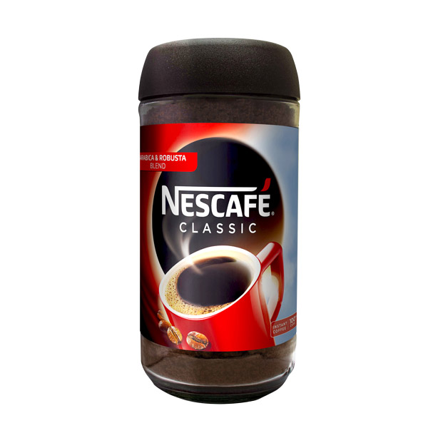 NESCAFE CLASSIC JAR - 200G - Beverages - in Sri Lanka