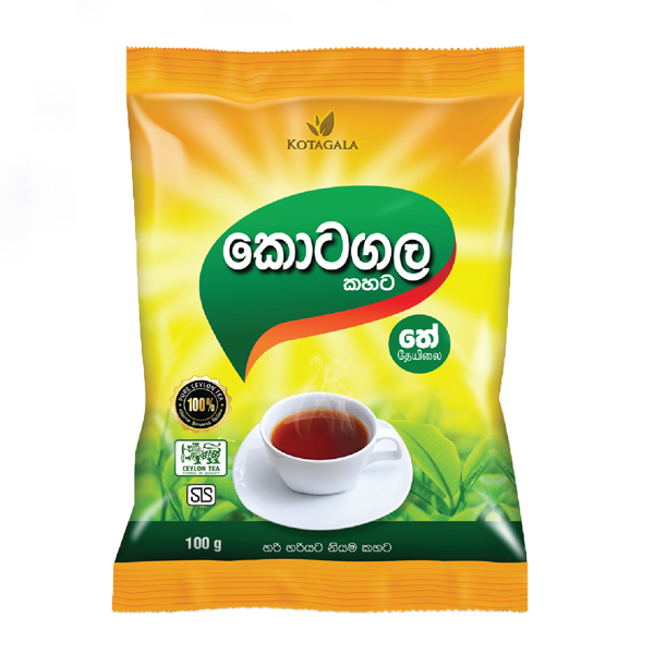 KOTAGALA TEA 100G - Beverages - in Sri Lanka