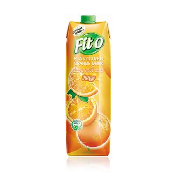 ELEPHANT HOUSE FITO FLAVOURED ORANGE DRINK - 1L - Beverages - in Sri Lanka