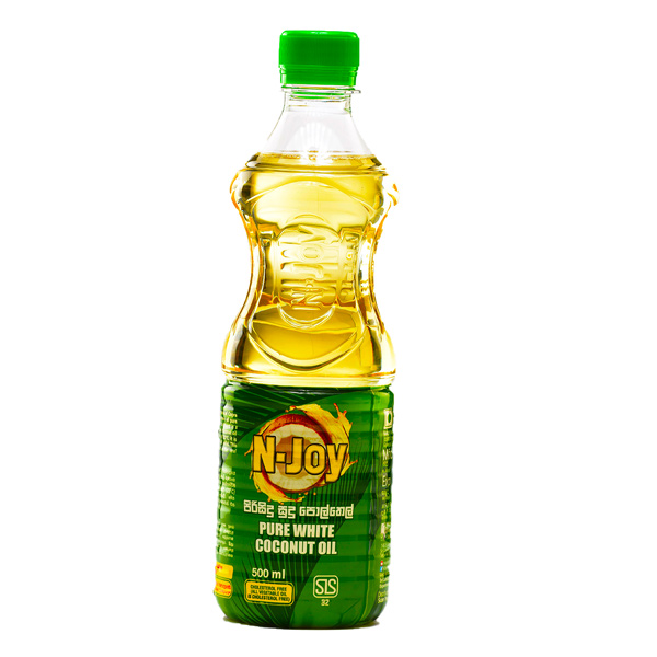 N JOY OIL 500 ML - Grocery - in Sri Lanka
