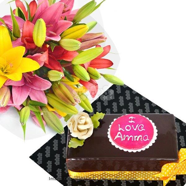 To My Lovely Mom - Assorted Gift Packs - in Sri Lanka