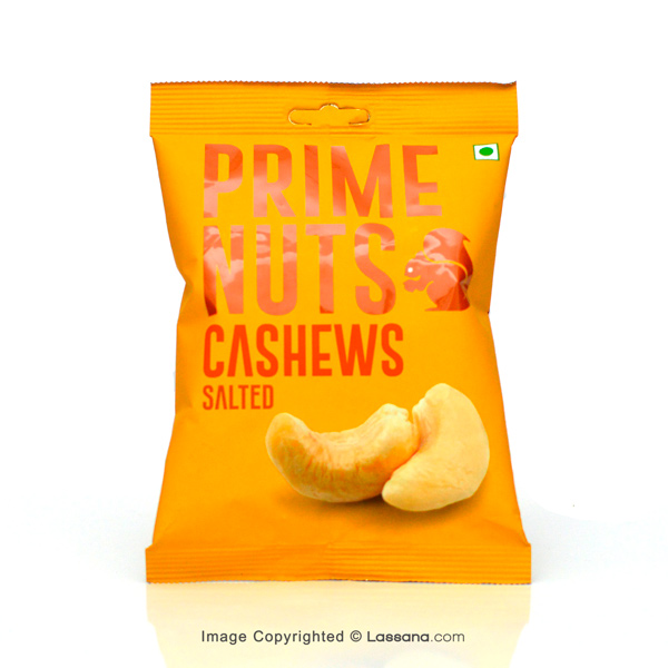 PRIME NUTS SALTED CASHEW - 100G - Snacks & Confectionery - in Sri Lanka