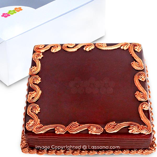 CHOCO FUDGE 500g (1.1 lbs) - Lassana Cakes - in Sri Lanka