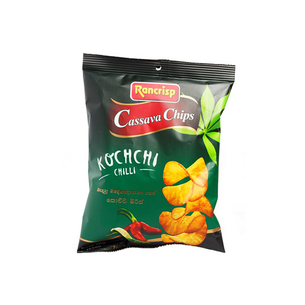 Cassava Chips -Kochchi 100g - Snacks & Confectionery - in Sri Lanka