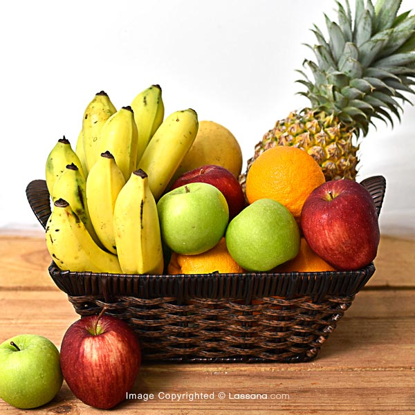 SEASONS DELIGHT - Fruit Basket - in Sri Lanka