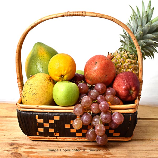 FRUITY FIESTA - Fruit Baskets - in Sri Lanka