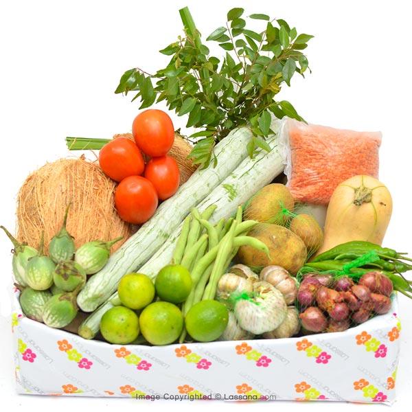 MINI FRUITS & VEGETABLE PACK - Vegetables & Fruits - in Sri Lanka