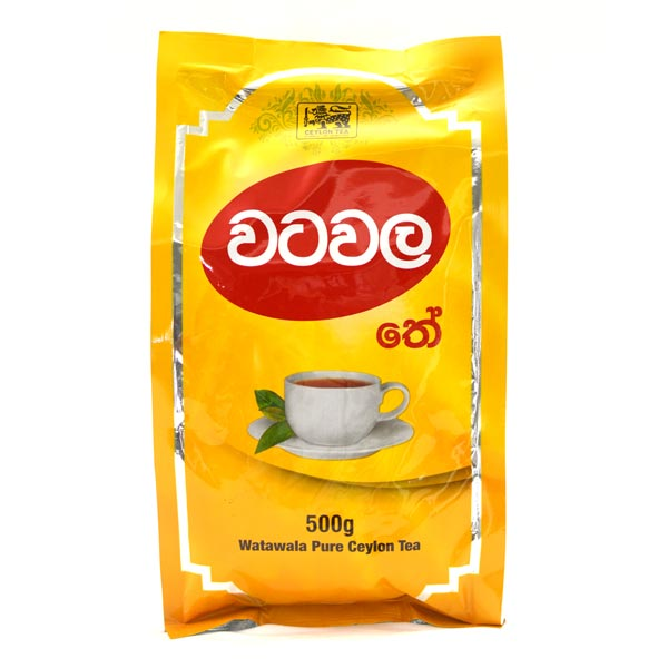WATAWALA TEA 500G - Beverages - in Sri Lanka