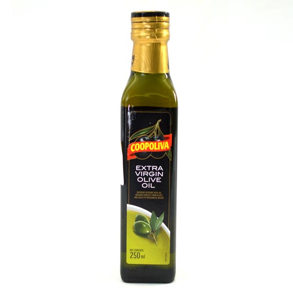 COOPOLIVA EXTRA VIRGIN OLIVE OIL (250ML) - Grocery - in Sri Lanka