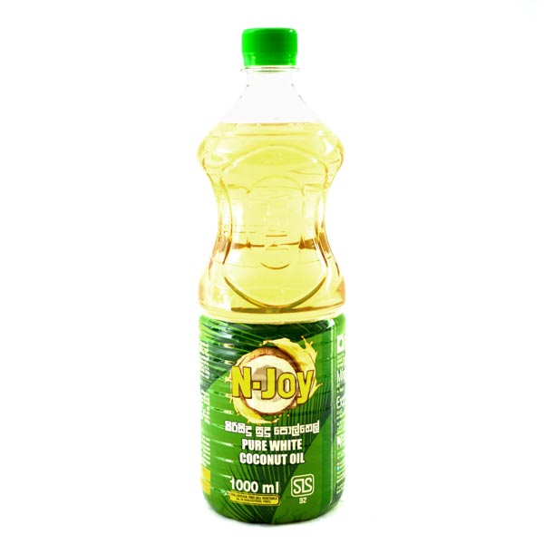 N JOY OIL 1Ltr - Grocery - in Sri Lanka