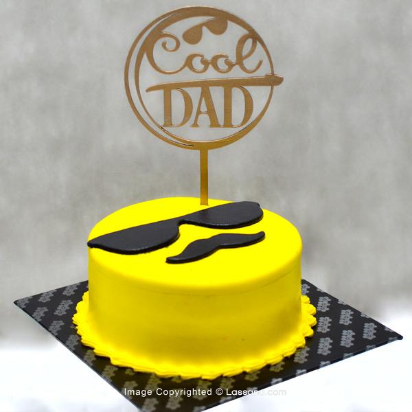 COOLEST MAN EMOJI CAKE 750G - Lassana Cakes - in Sri Lanka