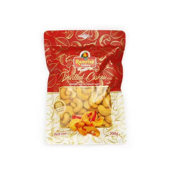 Devilled Cashew Nuts 200g - Snacks & Confectionery - in Sri Lanka