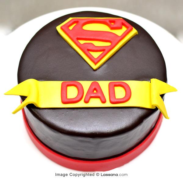 SUPER DAD CHOC FUDGE – 750 g - Lassana Cakes - in Sri Lanka