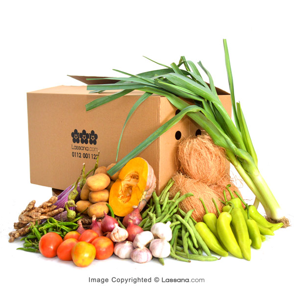 FARMER'S CHOICE BOX - Vegetables & Fruits - in Sri Lanka