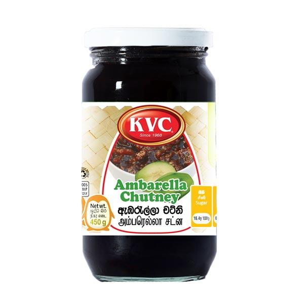 KVC CHUTNEY - AMBERELLA 450G - Grocery - in Sri Lanka