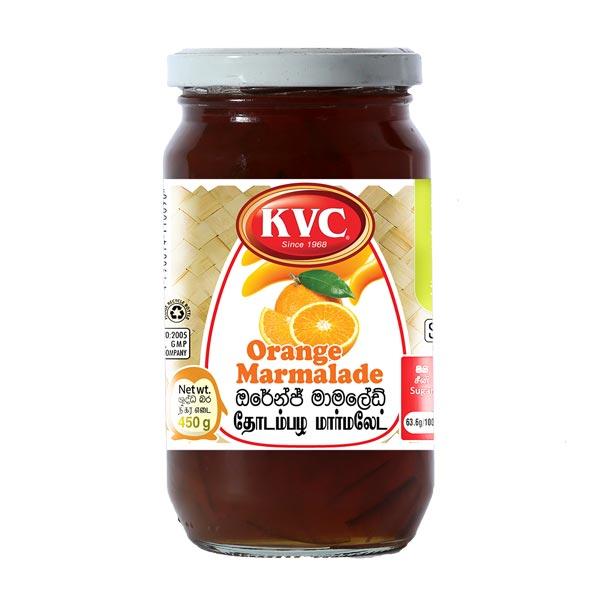 KVC JAM - ORANGE MARMALADE 450G - Grocery - in Sri Lanka