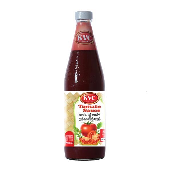 KVC SAUCE - TOMATO (S) 740ML - Grocery - in Sri Lanka