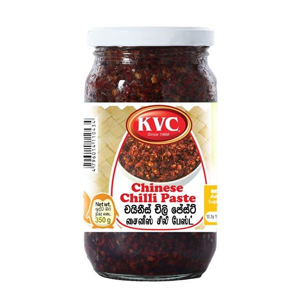 KVC SPICY - CHILLI PASTE 350G -CHINI - Grocery - in Sri Lanka