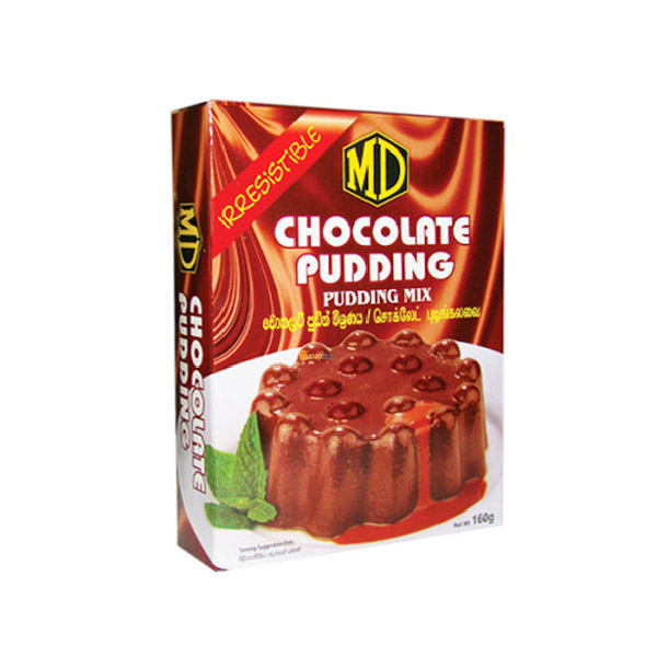 MD CHOCOLATE PUDDING MIXES  160g - Grocery - in Sri Lanka