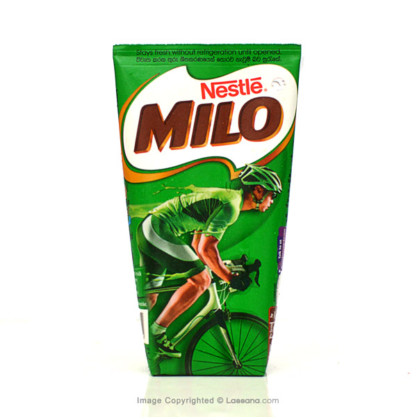 MILO (TETRA PACKS) 180ML - Beverages - in Sri Lanka