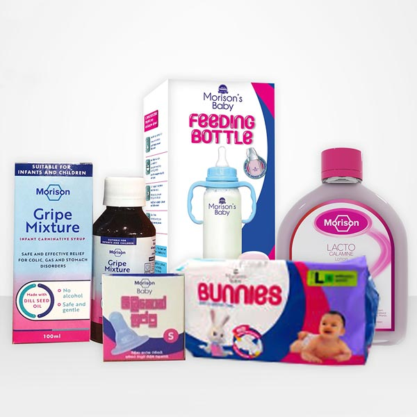 MORISON BABY PACK - Baby Care - in Sri Lanka