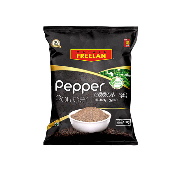 PEPPER POWDER 100G - Grocery - in Sri Lanka