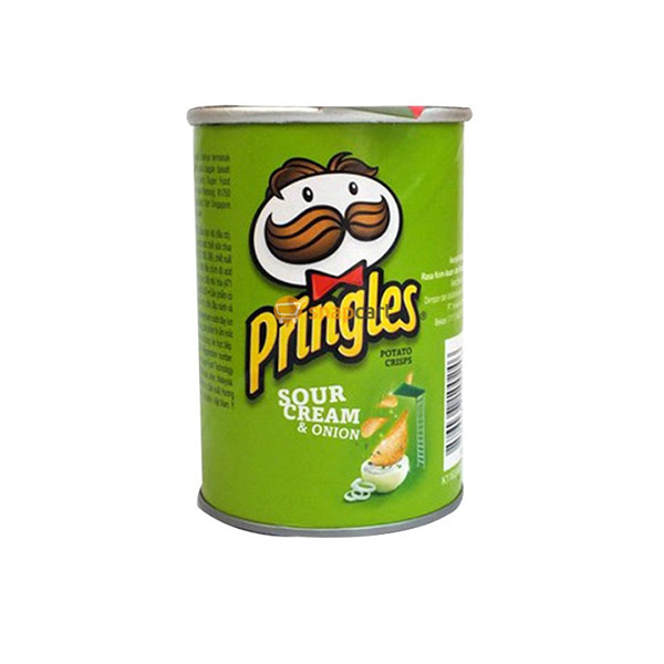PRINGLES SOUR CREAM & ONION (42G) - Snacks & Confectionery - in Sri Lanka