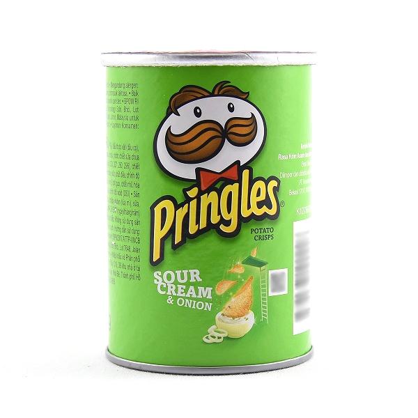 PRINGLES SOUR CREAM & ONION (42G) - Snacks & Confectionery - in Sri Lanka