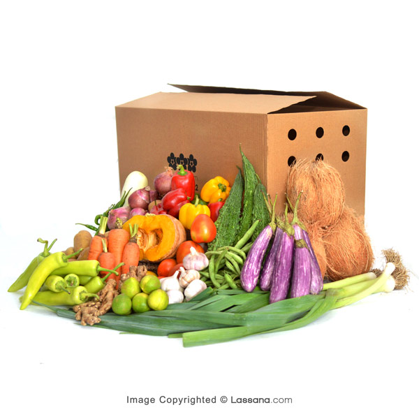 VEGGIE ASSORTMENT PACK - Vegetables & Fruits - in Sri Lanka