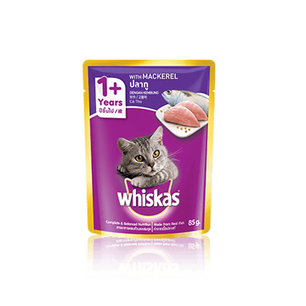 WHISKAS MACKEREL (85G) - Pet Care - in Sri Lanka