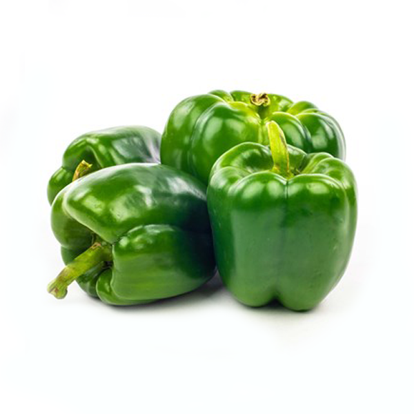 BELL PEPPER - GREEN ( බෙල් පෙපර් - කොළ) - 250g - Vegetables & Fruits - in Sri Lanka