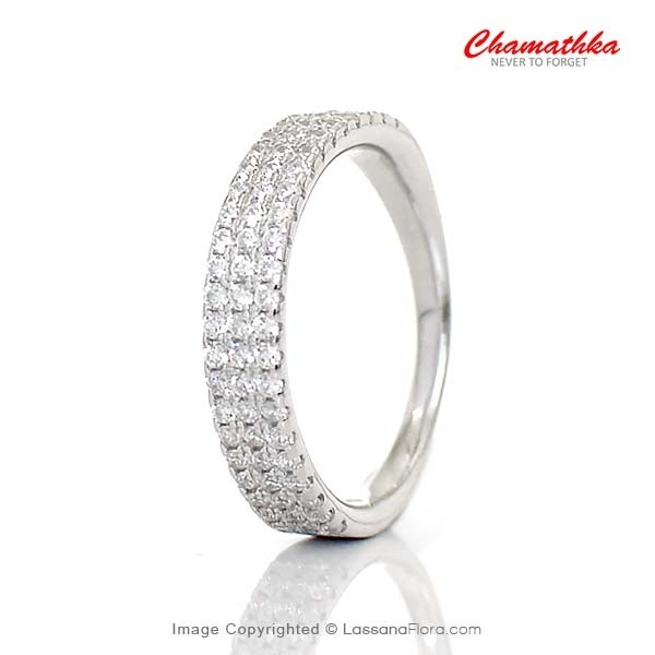 Ladies Ring - 3 Rows - Women - in Sri Lanka