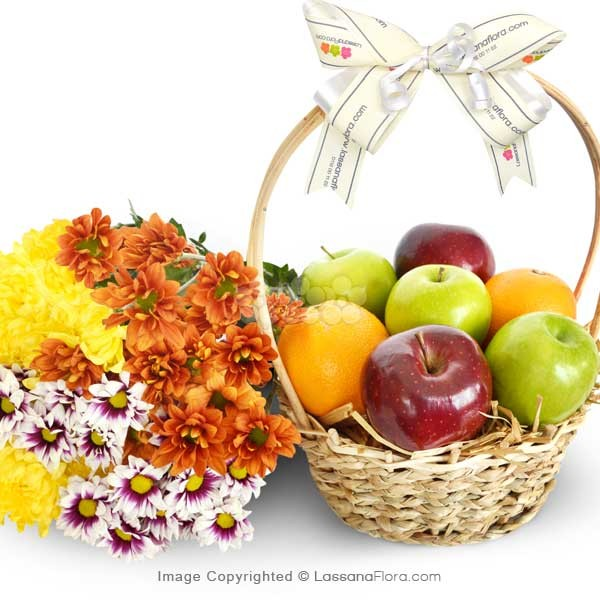 Simply Caring - Fruit Basket & Healthy Hampers - in Sri Lanka